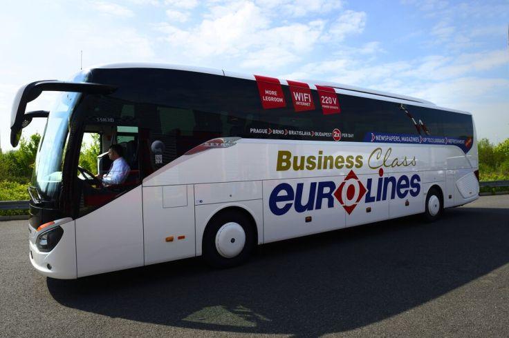 autobus-Eurolines