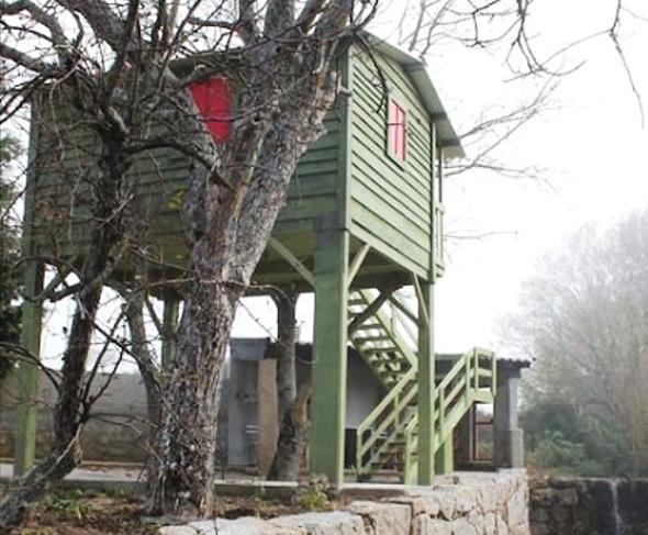 Quinta do Formil Tree House
