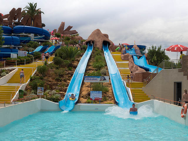 Slide & Splash Algarve