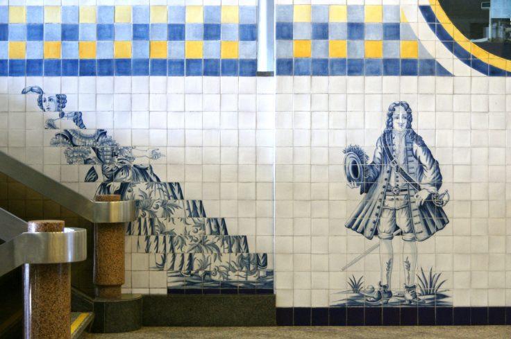 Campo Grande metro station
