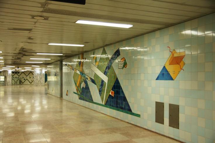 Bela Vista metro station