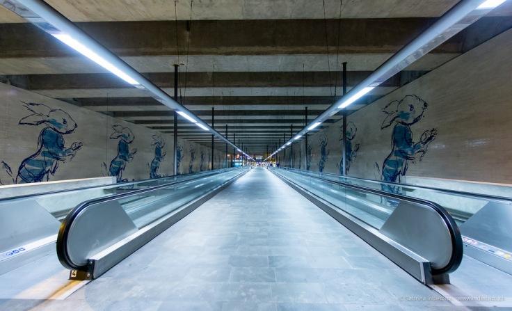 Cais do Sodré metro station