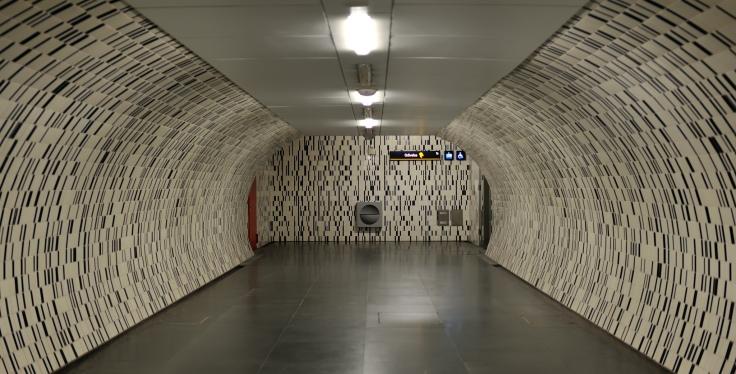 Saldanha metro station